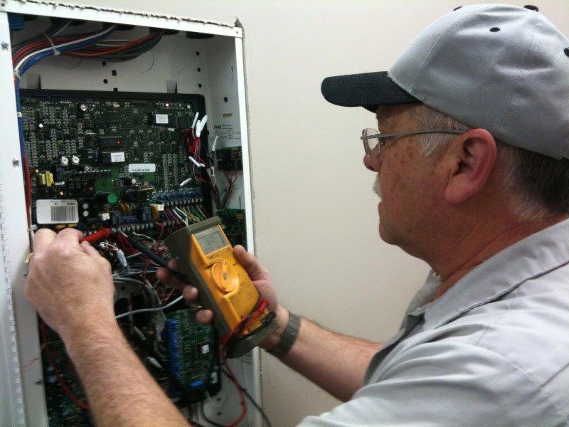 Security and Alarm installations in Salisbury NC