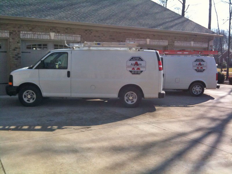 Adams Electrical and Security Services - Salisbury NC